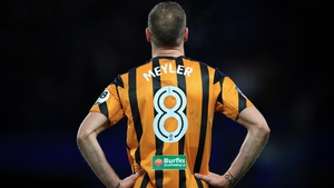 David Meyler has parted company with Hull City