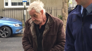 Noel Lenihan was arrested at his home this morning