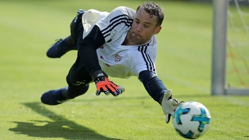 Manuel Neuer: 'I think it's inconceivable that I'll go to a tournament without any match practice.'