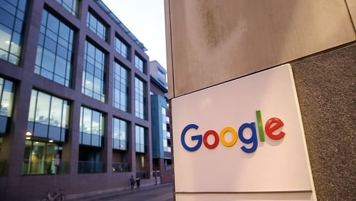 Google has its European headquarters in Dublin