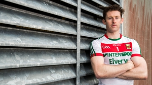 David Clarke is back guarding the gate for Mayo
