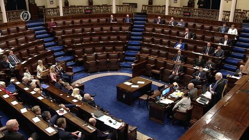 There has been no sign of Taoiseach Leo Varadkar heading to Áras an Uachtaráin and asking President Higgins to dissolve the 32nd Dáil