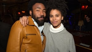 Donald Glover and Zazie Beetz from Atlanta