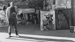 From 1965, Pablo Picasso with some of his work. Photo: Cecil Beaton/Condé Nast via Getty Images