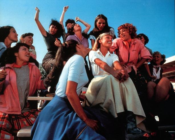 Grease Movie Still