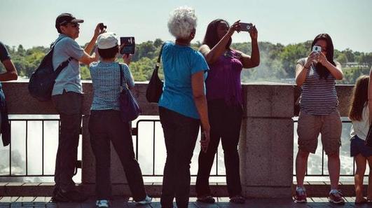 Turning Away Tourists