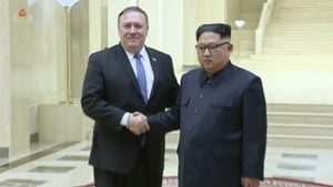 Mike Pompeo's visit to Pyongyang is on hold over lack of progress on denuclearisation