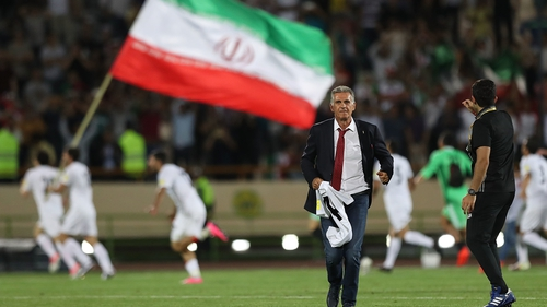 Carlos Quieroz has qualified for his third World Cup and second with Iran