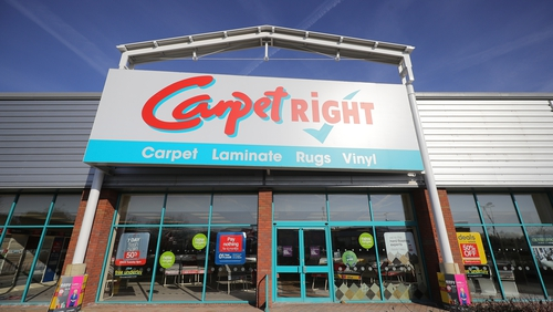 Carpetright recommends takeover bid from largest shareholder