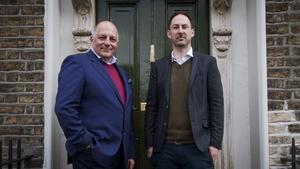 Hugh Wallace and Murray Rees