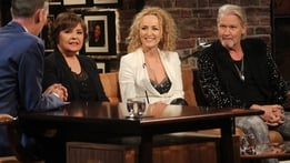 Johnny Logan, Fionnuala Sherry and Dana  | The Late Late Show