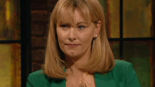 Ms Mhic Mhathúna was one of the most public figures in the CervicalCheck crisis