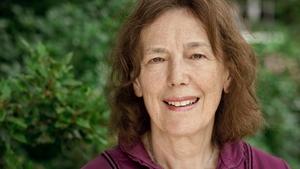 Biographer turned memoirist Claire Tomalin.