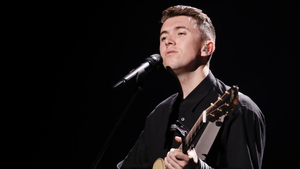 Ryan O'Shaughnessy represented Ireland in Eurovision 2018