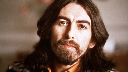 "George Harrison: ""through the grace of God, my life was blessed and enhanced . ."""