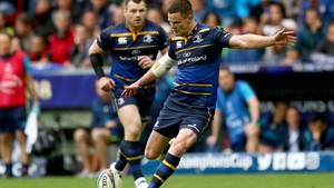 Johnny Sexton will watch the Pro14 semi-final from the sidelines