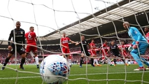 Mile Jedinak heads Aston Villa in front away to Middlesbrough