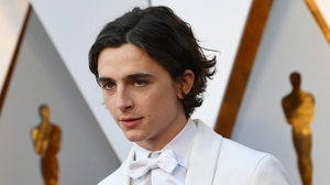 Timothee Chalamet: living in electric dreams