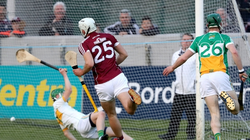 Jason Flynn was among the goals for Galway