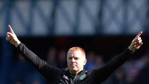 Lennon saw red after Hibs' exciting draw