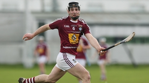 Aonghus Clarke hit 0-07 for Westmeath at Cusack Park