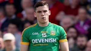 Donal Lenihan bagged 2-8 for Meath