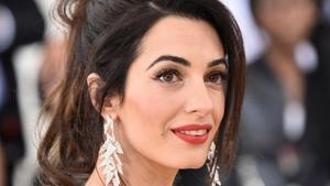 Amal Clooney - working on behalf of journalists