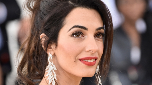 Gender equality, LGBTQ need support says Amal Clooney