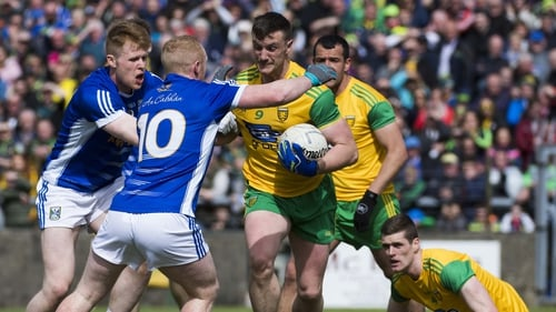 Donegal dismissed Cavan in Ballybofey in an eight point win