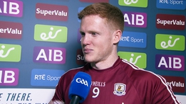 "Ciarán Duggan: ""Mayo sending off helped""   The Sunday Game"