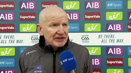 "Declan Bonner: ""We let Cavan back into it""   The Sunday Game"