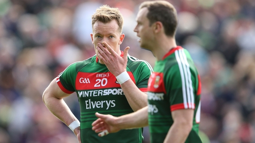 Mayo are one of the big guns in the draw