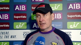 """Paul McLoughlin: """"We should have gone for goal""""   The Sunday Game"""