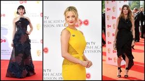 Irish ladies lead the way on BAFTA TV red carpet