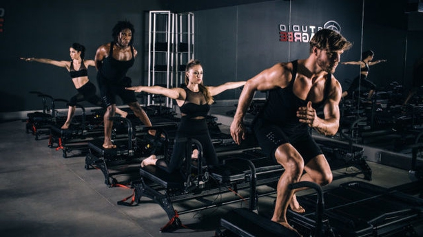 Studio Lagree the hot new workout from Hollywood (Studio Lagree/PA)