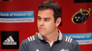 Johann van Graan: 'They are formidable opponents but we're looking forward to this one.'