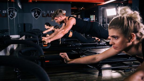 No pain, no gain (Studio Lagree)