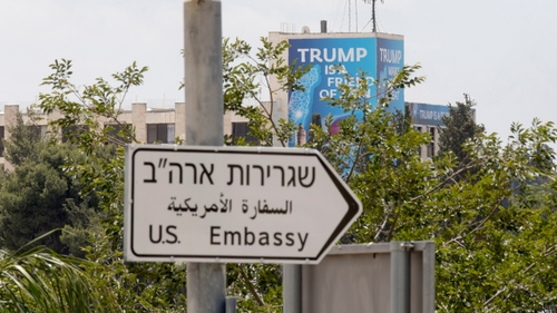 Australia may follow the lead of the US and move its embassy in Israel from Tel Aviv to Jerusalem