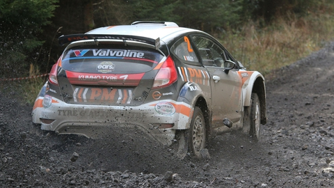 Carrick Forest Rally