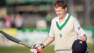 Kevin O'Brien breathed life into the Irish challenge