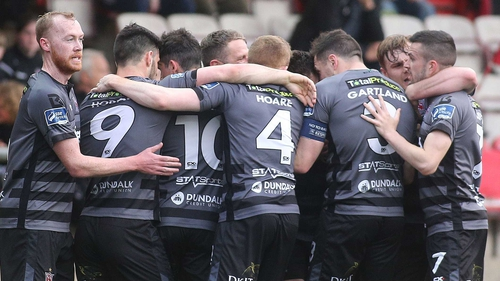 Derry City outclassed as unbeaten Brandywell run goes up in smoke