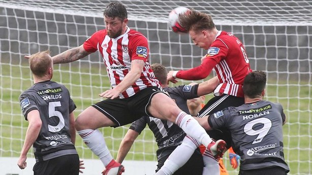 Duffy returns to haunt Derry