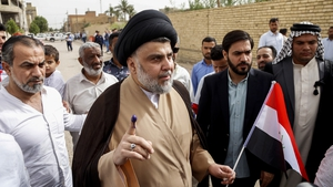 Moqtada al-Sadr party came out on top in the May election