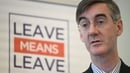 British Conservative Party hard-liner Jacob Rees-Mogg said that leaving on World Trade Organisation terms was now likely
