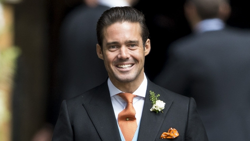 Spencer Matthews will be cooking up a storm in the Celebrity Masterchef kitchen