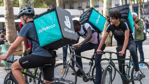Watchdog warns Amazon's Deliveroo investment raises 'serious concerns'