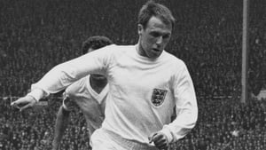 At 31, Wilson was the oldest player in the England squad of '66