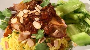 Arun Kapil's Split & Roast Chicken Tikka