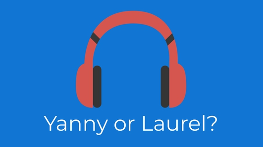 Earsplitting: Do you hear Yanny or Laurel?