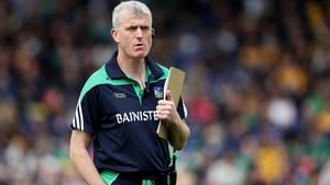 Limerick's John Kiely is in his second season in charge